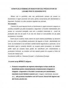Pages from AVANTAJELE ROMANILOR INVESTITORI SAU PRODUCATORI DE LEGUME FRUCTE DESHIDRATATE